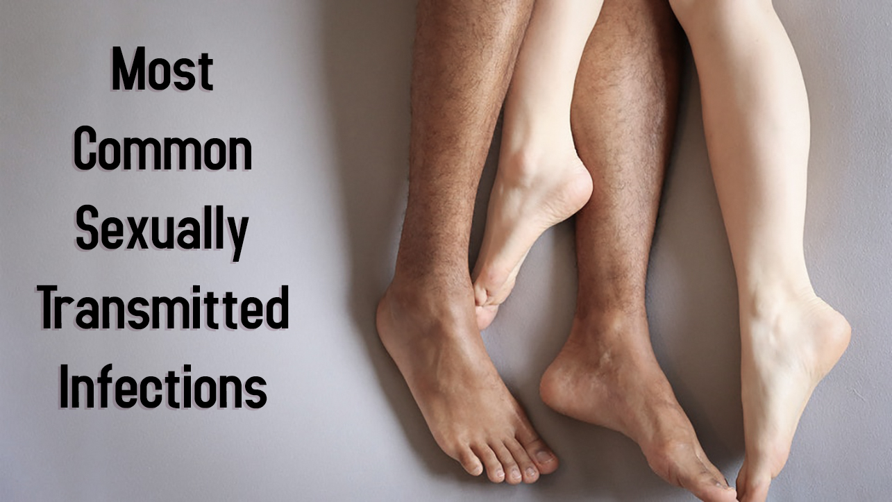 What Are The Symptoms Of Sexually Transmitted Infections