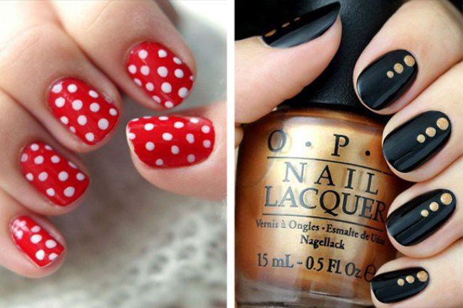 Nail Polish Designs Easy At Home 2019 Step By Step For Beginners Without Tools
