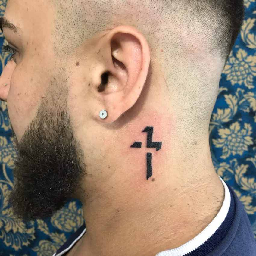 Simple Tattoo Designs For Neck 11 786 News