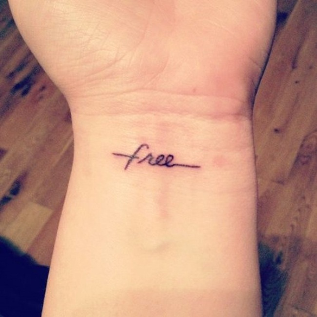 Badass Tattoo Designs Simple on Wrist for Men and Girls That