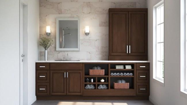 Hampton Bay Bathroom Cabinets Vanities