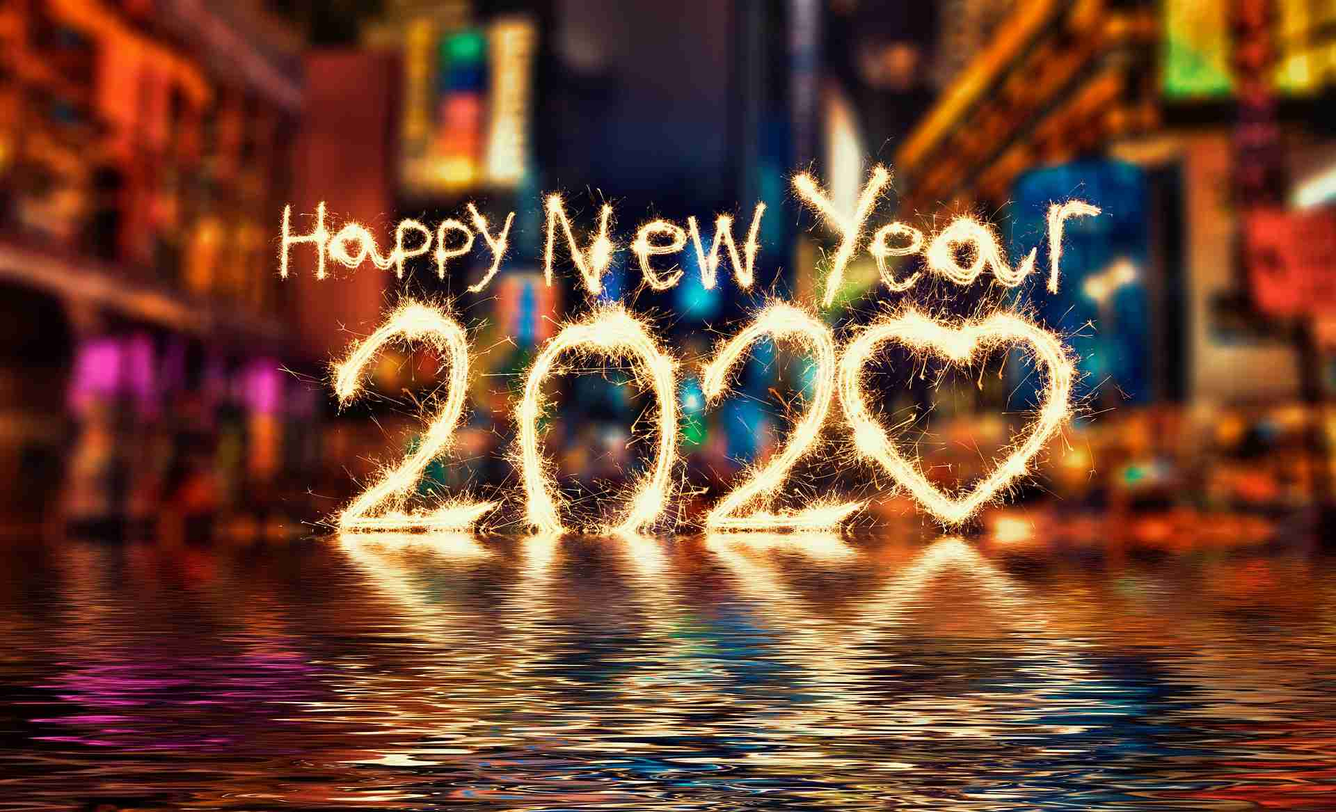 Happy New Year Images 2020 New Year Wishes Quotes