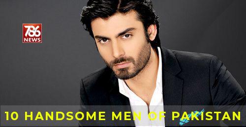 10 Handsome Men Of Pakistan