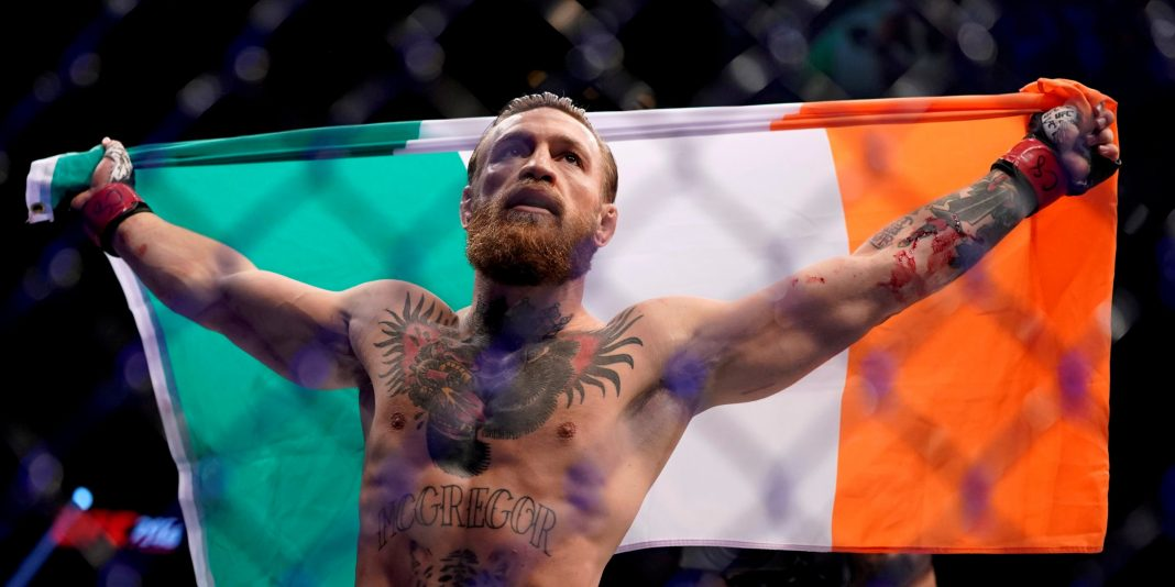 Here we go again: Conor McGregor has 'decided to retire from fighting'