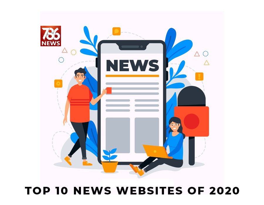 Top 10 News Websites of 2020