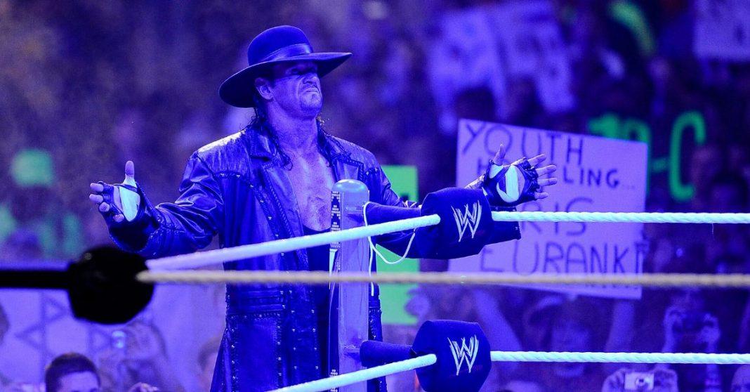 Undertaker retirement