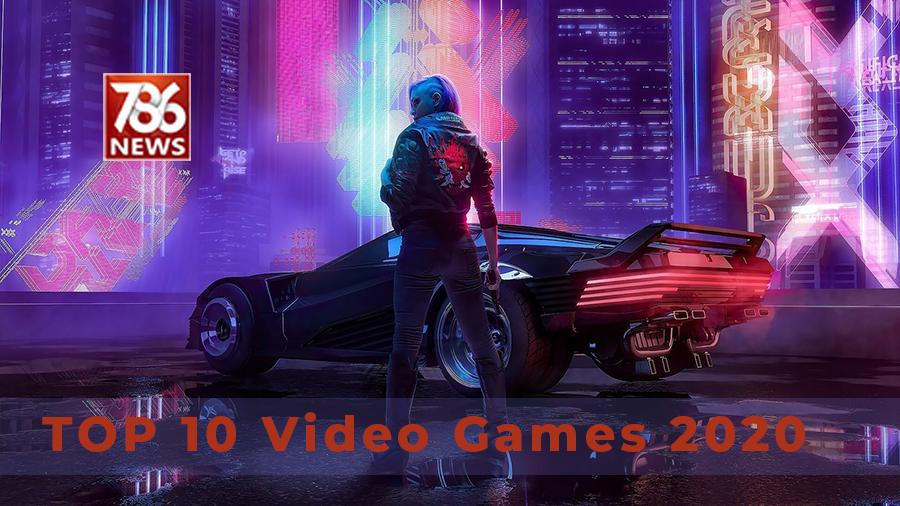 Top 10 video games of 2020