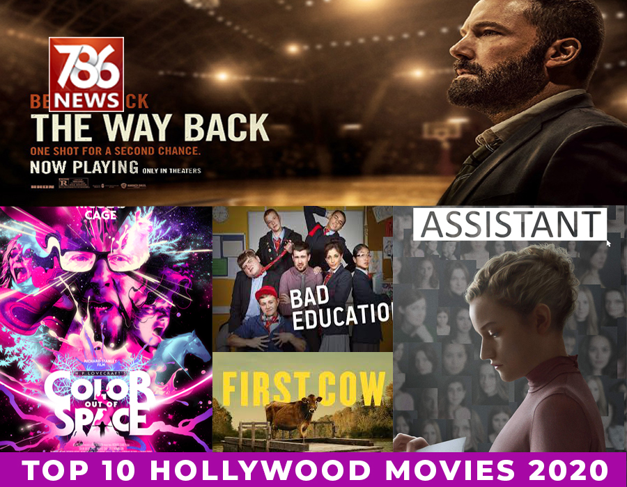 TOP 10 Hollywood Movies in 2020